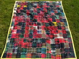 The Scottish Emigration Blog: Crafting My Heritage & Amanda's Tartan Quilt Adamdwight.com