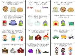 Collection of Solutions Wh Questions Speech Therapy Worksheets ...