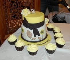 My Mums 50th Birthday Cake Cakecentralcom