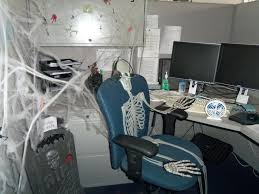decorating office for halloween. Halloween Office Decorations Fun In Co Cubicle Contest . Decorating For