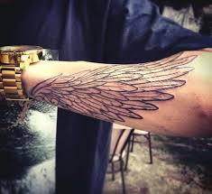 Top 100 Nejlepších Křídlových Tetování Pro Muže Vzory Které Se