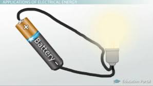 what is electrical energy definition examples video lesson battery electric potential