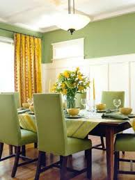 Yellow Curtains For Living Room Living Room Chic Green Wall Color With Amazing Curtain For