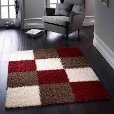 galaxy red polypropylene rug by rug guru 1