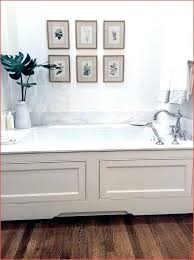 drop in tub ideas bathtubs recommendations drop in tubs lovely drop in tub luxury tea for