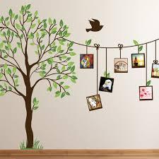 family photo tree creative wall decal home decor india