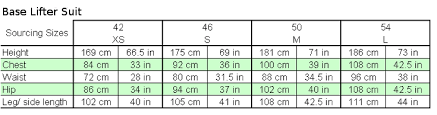 Adipower Size Chart Adidas Base Lifter Weightlifting Suit