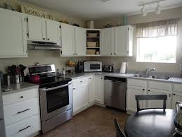 Green And White Kitchen Kitchen Colors With Off White Cabinets Green White Wall Paint On