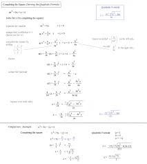 engaging what is a metaphor math worksheet quadratic formula completing the square pdf completing the square