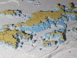 Sarasota Bay Nautical Chart 3d Nautical Charts By Neptune Maps Portfolio