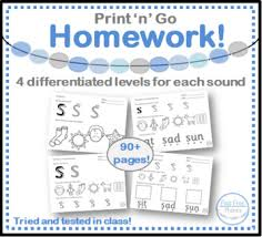 The ws also contains a b&w. Phase 2 Phonics Homework Worksheets Distance Learning By Simply Semantics
