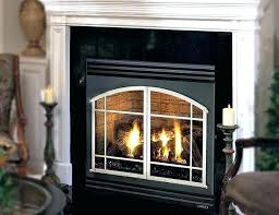 buck gas fireplaces buck stove gas fireplace reviews how to light a vent free log insert