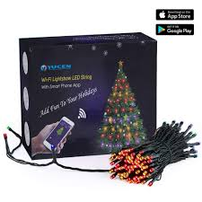 App Controlled Christmas Tree Lights Control Christmas Lights With Phone Togot Bietthunghiduong Co