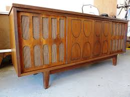 Tv Stereo Stands Cabinets Once A Console Stereo Now A Tv Stand Media Cabinet Doors On The