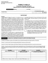 form 1120a fillable online form ct 1120a lp fax email print pdffiller