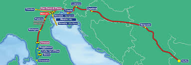 ITALIA – SLOVENIA – CROAZIA – SERBIA – BULGARIA E VICEVERSA | Florentia Bus  noleggio autobus e linee granturismo