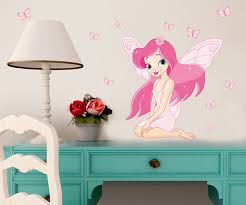 Dragonflies Wall Decor Kids Room Interior Wall Decoration With Kid Wall Decals For