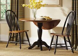 bunch ideas of tables chairs extraordinary round brown black teak wood drop about small drop leaf kitchen table