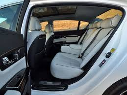 kia k900 interior back seat. 2015 kia k900 review and quick spin comfort quality interior back seat