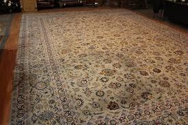 14 x 21 kashan persian area rug