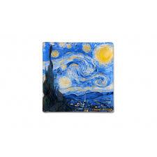 """<b>Тарелка</b> """"<b>Звездная ночь</b>"""" (Ван Гог)"""