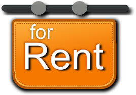 for rent picture for rent sign rental free vector graphic on pixabay