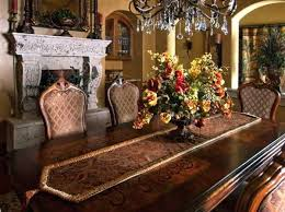room table decorating ideas formal