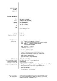 Machinist Resume Template Manual Machinist Resume Sample Cnc
