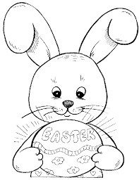 Small Picture Easter Coloring Page Print and Color