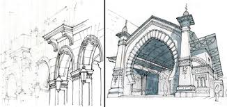 architectural drawings. Perfect Architectural 00GrardMichelUrbanArchitecturalDrawingsfromyour For Architectural Drawings R