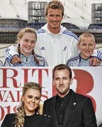 """الكرة الاسبانية on Twitter: """"صورة: في 2005, بيكهام في افتتاحية اكاديمته، مع هاري  كين وفتاة. الآن، هاري كين اصبح قائداً لانجلترا في كأس العالم، والفتاة اصبحت  زوجته… https://t.co/ibeNiga5L5"""""""
