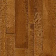 armstrong flooring random width solid maple hardwood flooring in earthen copper