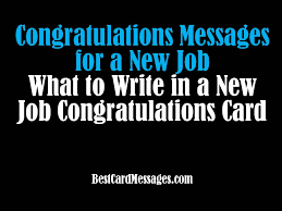 New Job Quotes Amazing Words Of Congratulations On New Job