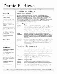 Resume For Financial Analyst Adorable Sample Resume Financial Analyst Entry Level New Resume For Financial