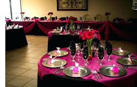 round table decoration decorations within plan centerpiece