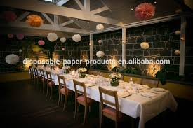 Party Decorations Tissue Paper Balls Yiwu Factory Wholesale tissue paper flowers Balls Pack of 100 46