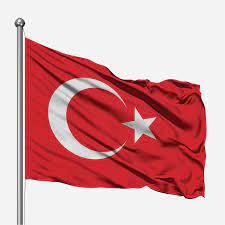 700x1050 Türk Bayrağı