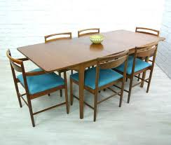 retro style dining table and chairs dining table retro style dining