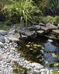 Large Garden Ideas On A Budget Uk in 2020 | Garden pond design, Ponds  backyard, Backyard water feature