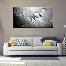 80 50cm matte canvas wall art spray paintings unframed abstract paint bedroom wall decor oil