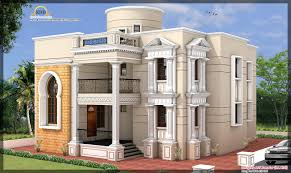 house elevation 3881 sq ft kerala home design and floor plans