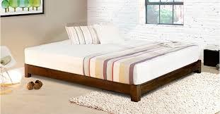 low platform bed space saver