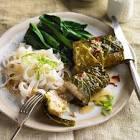 asian chicken cabbage rolls