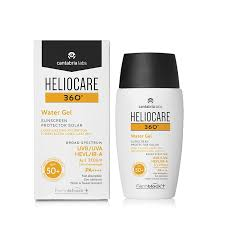 HelioCare Water Gel Sunscreen SPF 50+ <b>Солнцезащитный</b> ...