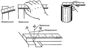 Контрольно измерительные инструменты Домашний слесарь Домашний слесарь