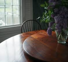 windsor chairs round dining table to seat 12