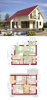 Design Doppelhaus im Bauhaus Stil mit Grundriss - Haus Celebration ...
