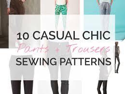 Jogger Pants Pattern Awesome Inspiration