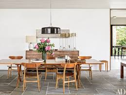 Modern dining room furniture Ultra Modern Architectural Digest 10 Midcenturymodern Dining Rooms Architectural Digest