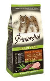 <b>Primordial</b> Adult <b>Grain</b> Free Holistic / <b>Сухой корм</b> Примордиал ...
